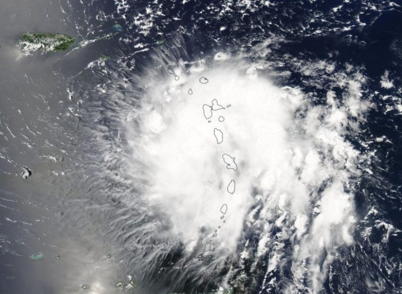 hurricane dorian florida category 3 damages