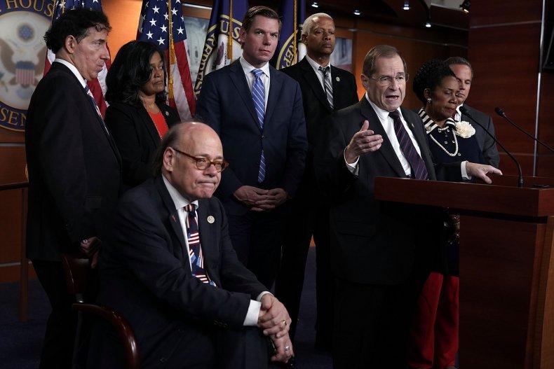 House Dems probe Trump G7 Doral