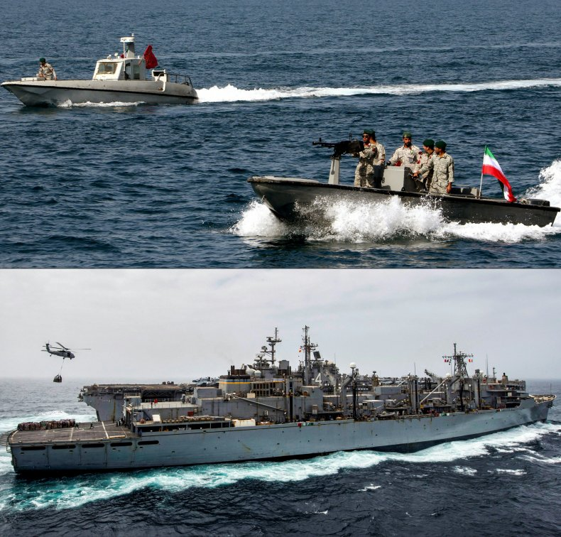 iran us navy military gulf