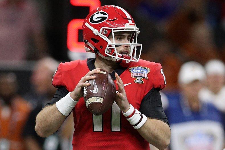 Jake Fromm, Georgia Bulldogs