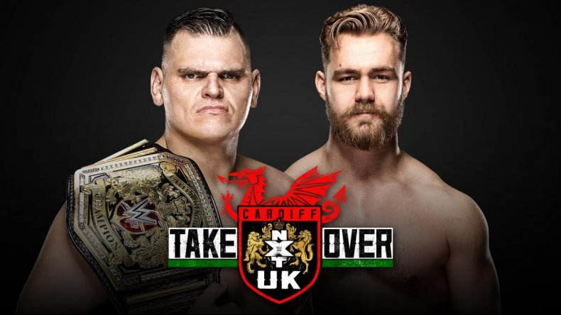 nxt uk takeover cardiff walter tyler bate