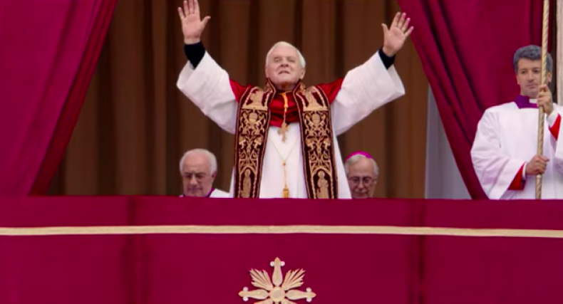 Pope Francis Gets the Netflix Treatment in 'The Two Popes' Trailer