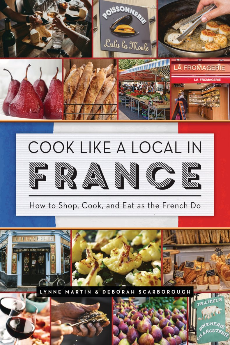 Cook Like a Local in France BookCover