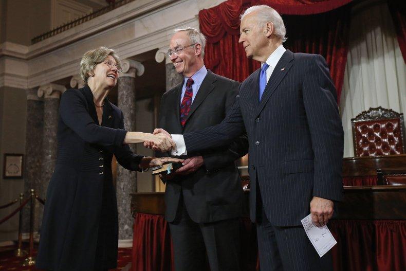 Joe Biden Elizabeth Warren Hell
