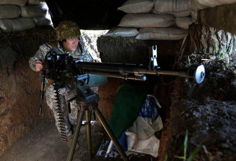 Ukraine, DOnald Trump, military funding, Russia