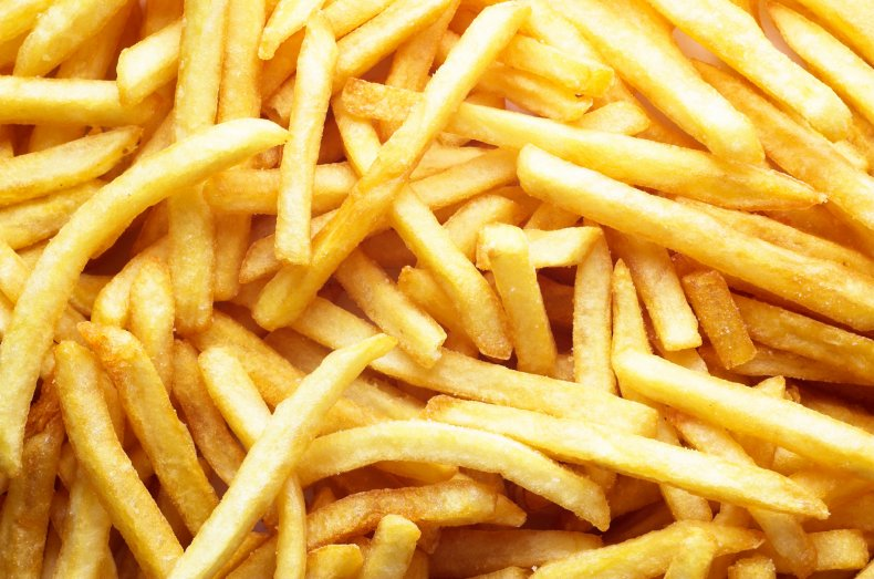 chips, fries, fast food, stock, getty,