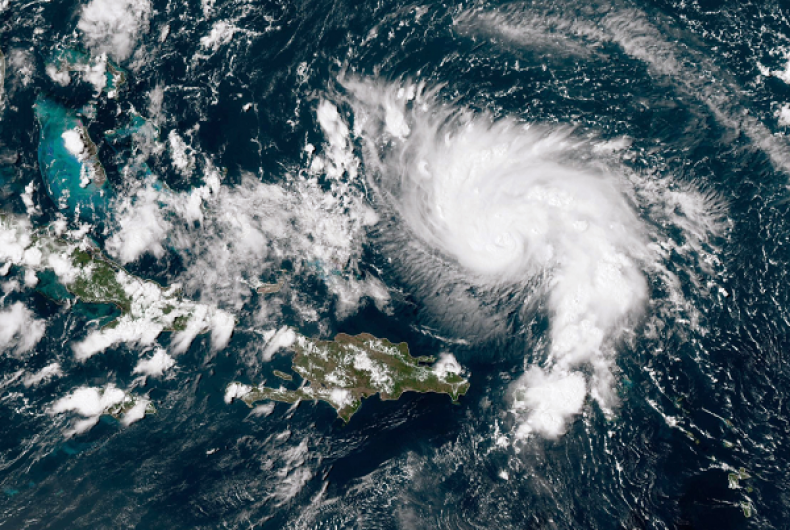 Parts of the Bahamas Are Under Hurricane Watch as Dorian Intensifies