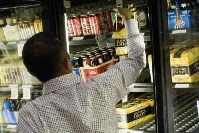 Liquor store US