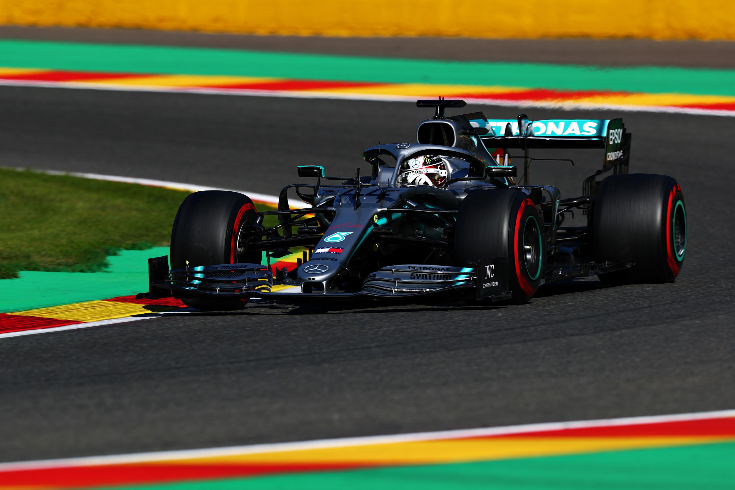 F1 Race Schedule 2019: Belgian Grand Prix Start Time, TV
