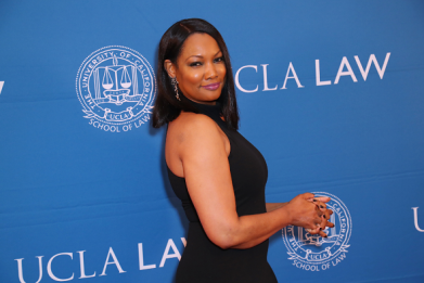 Garcelle Beauvais Is the First Black Cast Member on 'RHOBH'