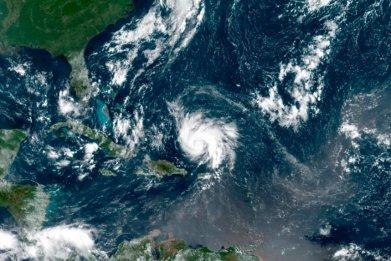 hurricane dorian category 3 florida bahamas
