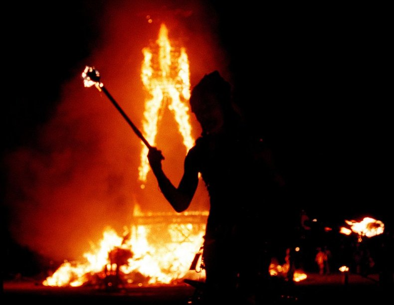 """Police Report """"Suspicious"""" Death at Burning Man, This Just Days After a Fatal Collision and Plane Crash"""