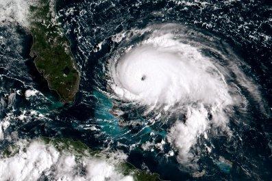 Hurricane Dorian, Atlantic Ocean, Florida, Caribbean