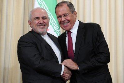 Iran, Russia, Sergey Lavrov, Javad Zarif
