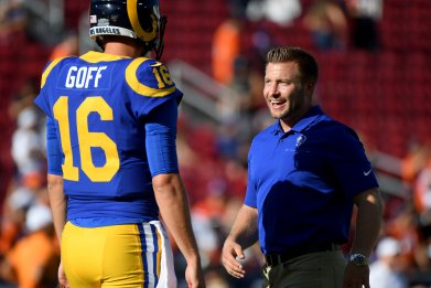 Los Angeles Rams, Jared Goff