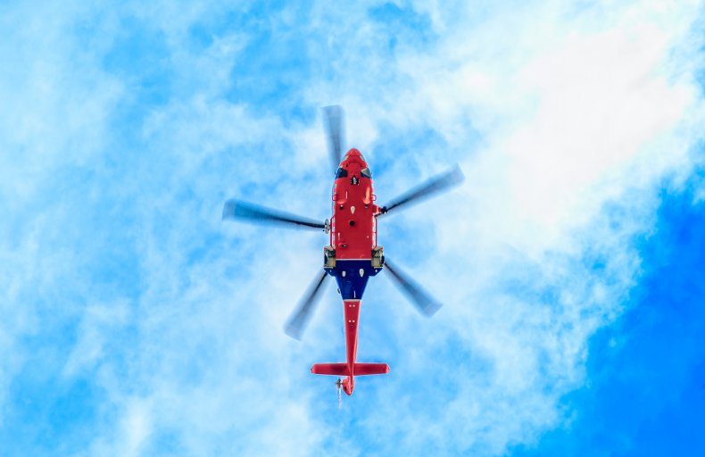 helicopter, rescue, aircraft, stock, getty,