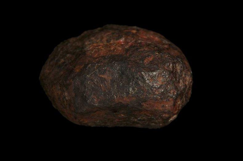 wedderburn meteorite