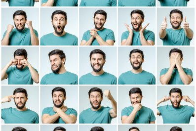 emotions, gestures, man, stock, getty,