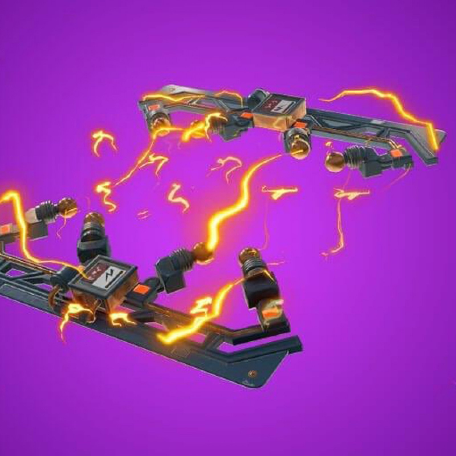 Fortnite' Content Update 10 20 Adds Zapper Trap & Floating