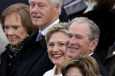 harvard clinton bush campaign class
