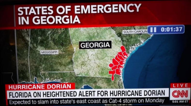 cnn alabama mississippi hurricane mistake