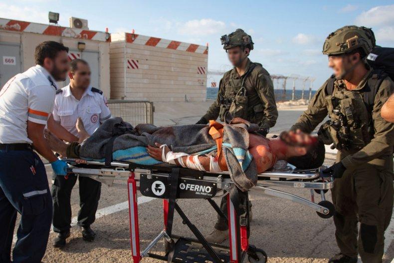israel hezbollah lebanon escalation injury