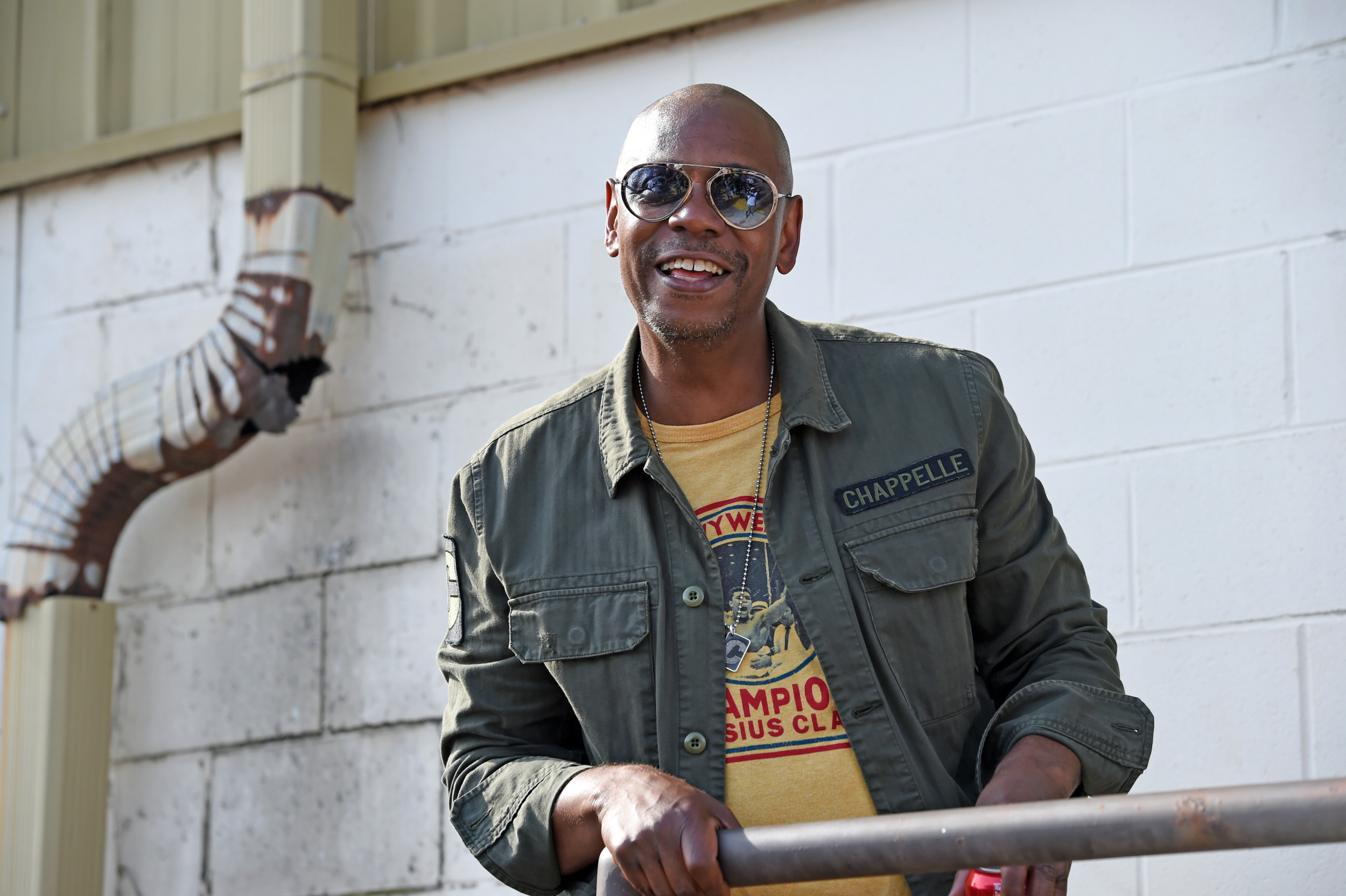 Dave Chappelle's Netflix Special 'Sticks & Stones' Rated Low