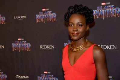 People Are Freaking Out Over This Lupita Nyong'o Photo