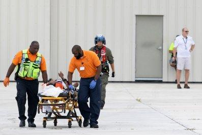 Hurricane Dorian Injuries