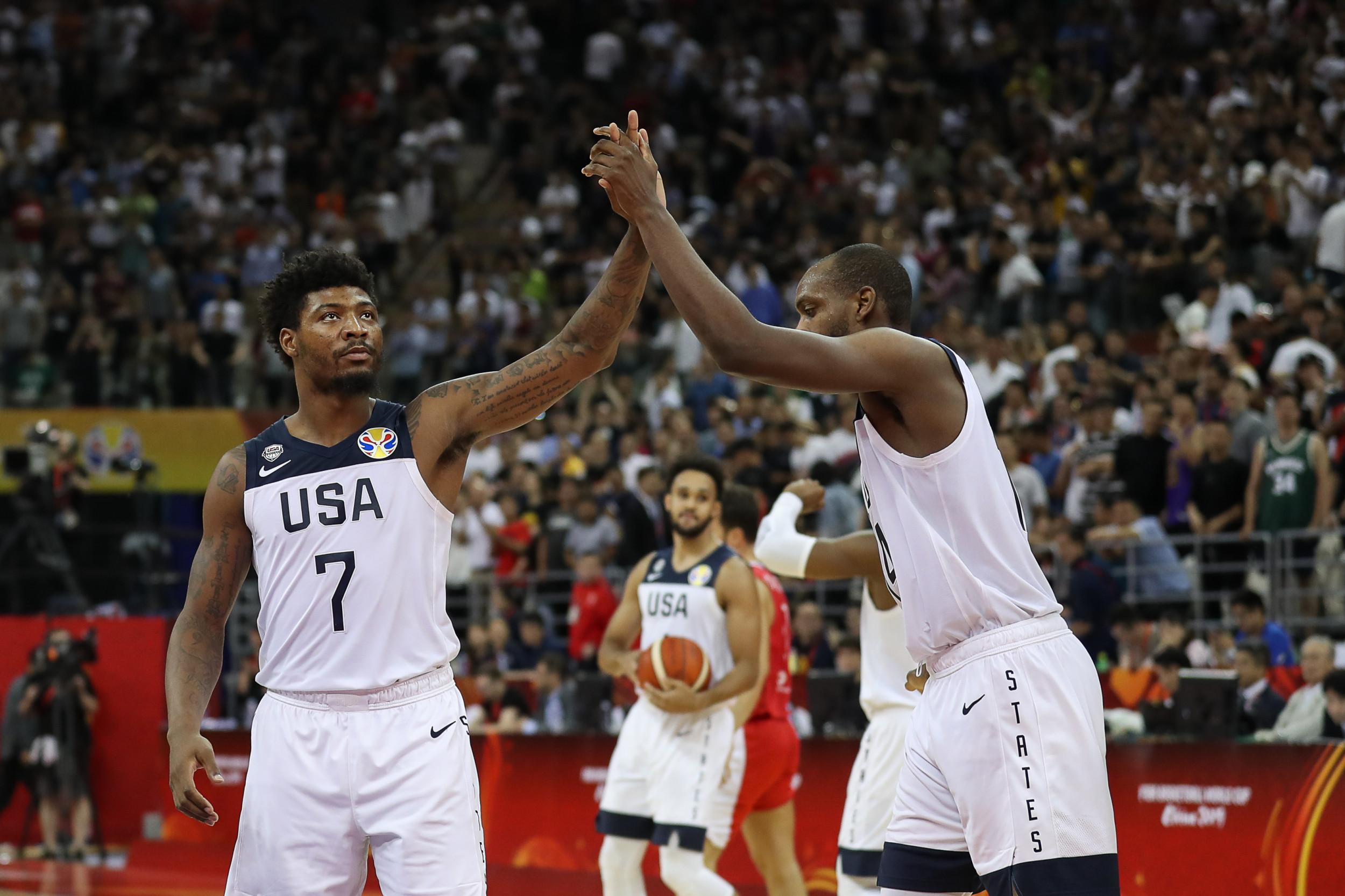 FIBA Basketball World Cup 2019: Where to Watch Team USA vs