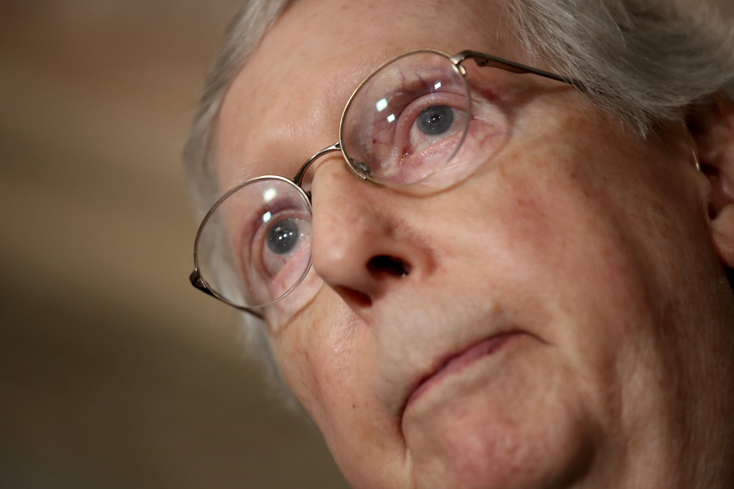 Mitch McConnell Warns China Is 'Playing With Fire' in Hong Kong, Wants Trump to Take 'Forceful Action' ...