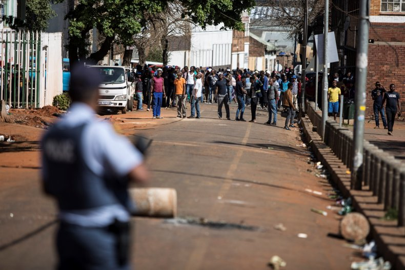 South Africa, xenophobic, rioting, wealth, white