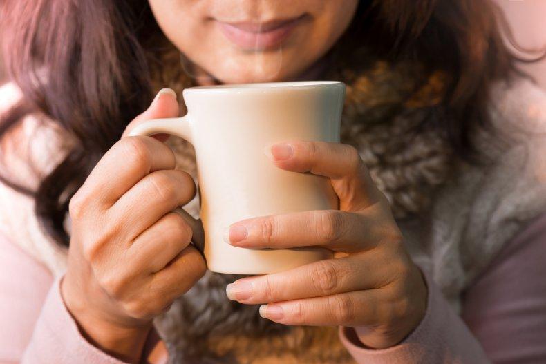 coffee, tea, woman, drink, stock, getty,