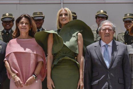 Ivanka Trump Dress Haircut Colombia