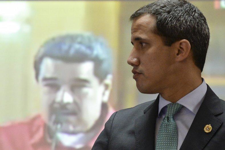 juan guaido nicolas maduro venezuela