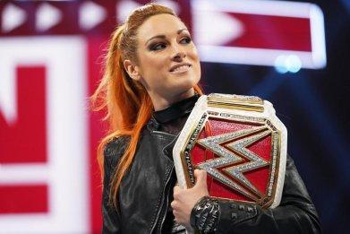 becky lynch raw womens championship wwe