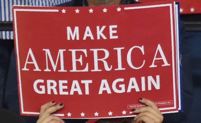 MAGA Make america great again