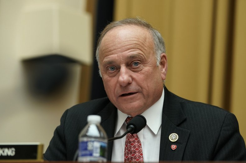Steve King GOP congressman