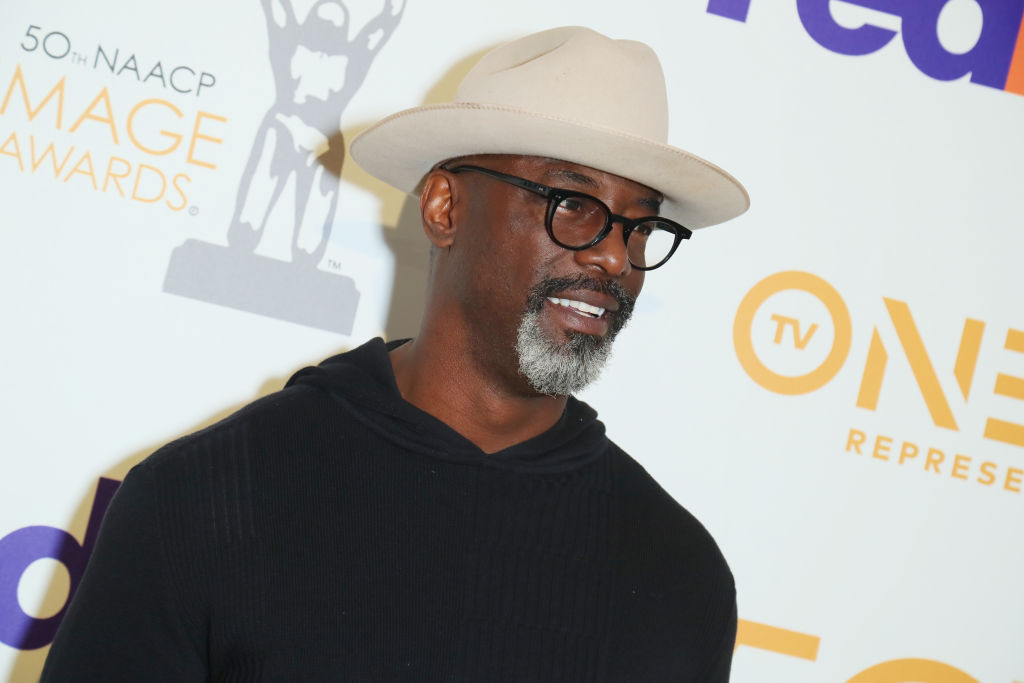 "Former ""Grey's Anatomy"" actor Isaiah Washington comes out as a Trump supporter"