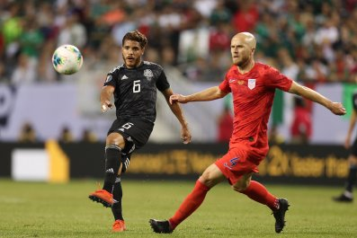 USMNT, Mexico, Gold Cup