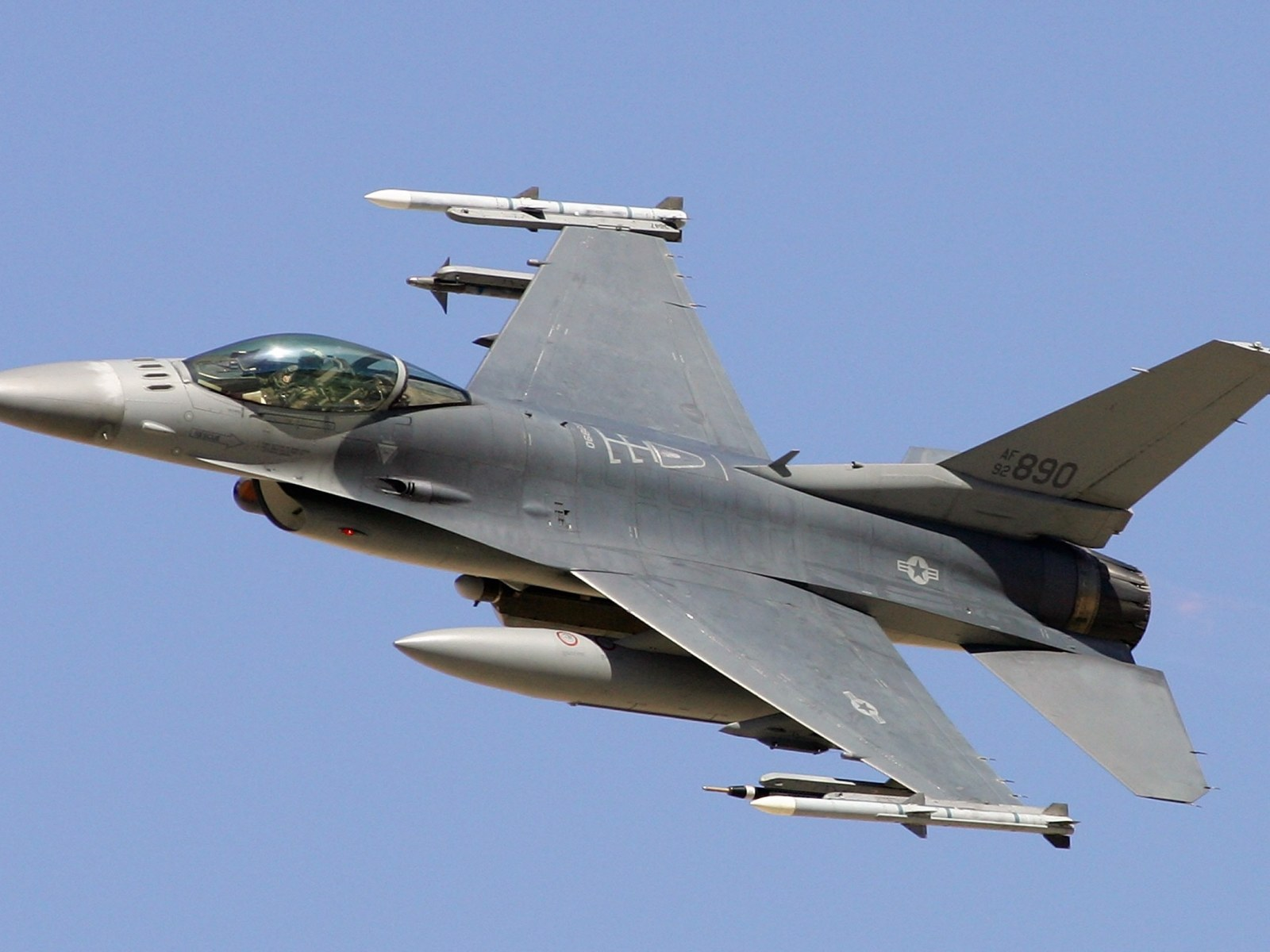 Fully Functional F-16 Fighter Jet for Sale in Florida