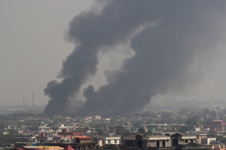 afghanistan kabul car bomb taliban attack
