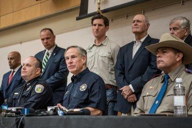 texas governor greg abbott odessa shooting