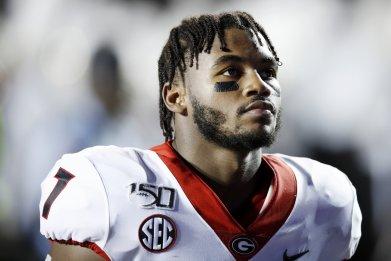 Georgia Bulldogs, D'Andre Swift