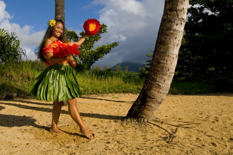 hawaii, hula dancing, Kauai, stock, getty,