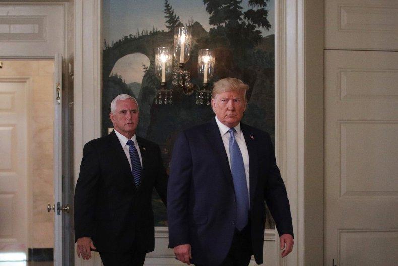 democrats investigating Pence Trump