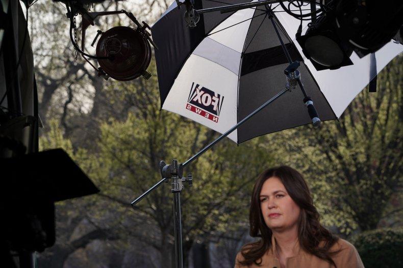 Sarah Sanders Fox News Women