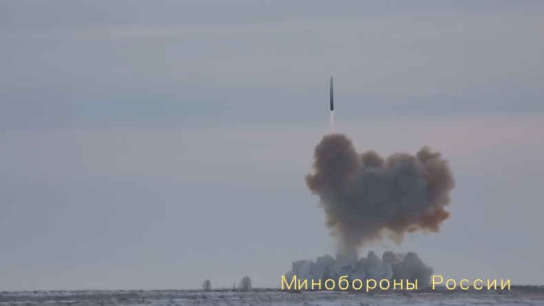 russia, military, avangard, hypersonic, test
