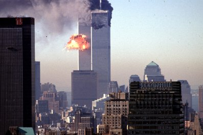 9/11 attacks timeline world trade center