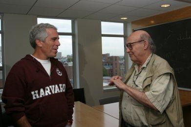 Jeffrey Epstein Marvin Minsky